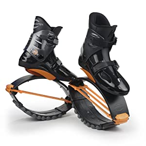 KJ-XR3 Black & Orange XLarge