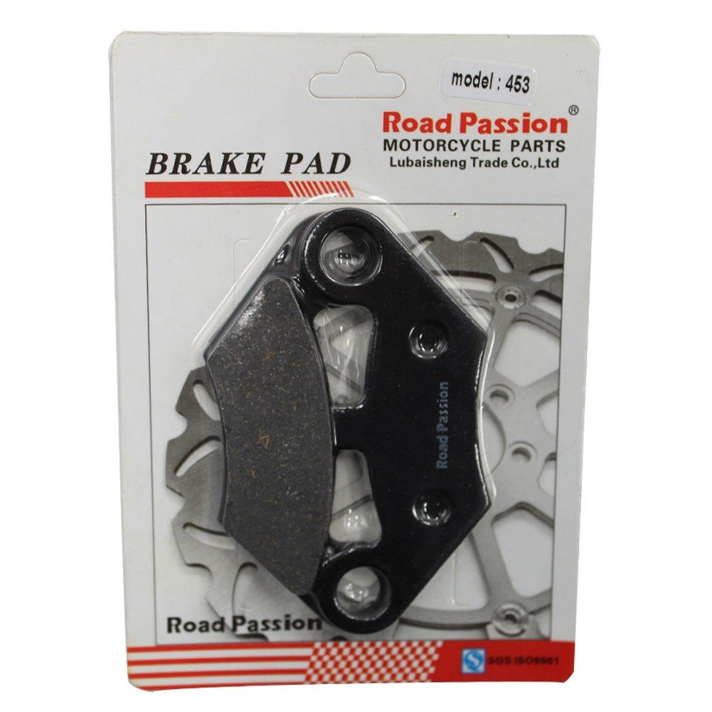 Road Passion Plaquette de frein avant//arri/ère pour LINHAI Muddy 300 4x4 ATV 2007-2009