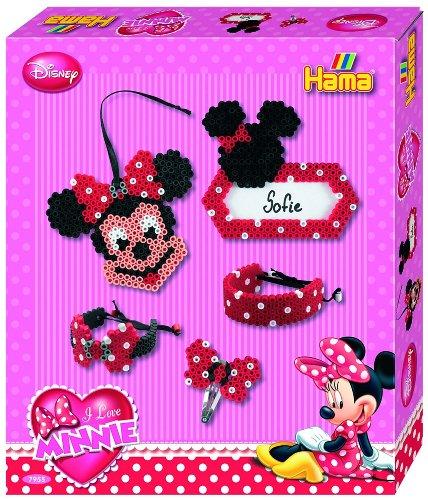 - Hama Minnie Mouse Bead Set