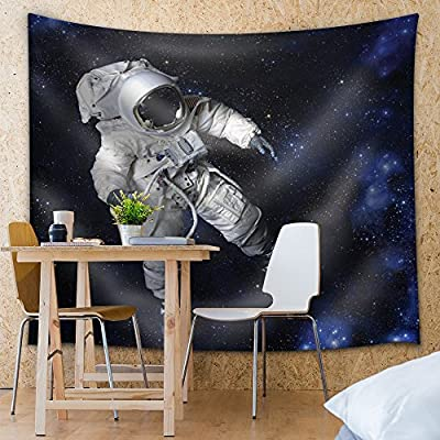 Astronaut Floating in Space, With Expert Quality, Alluring Piece of Art