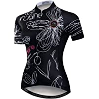Women's Cycling Jersey Quick-Dry Summer Team Bicycle Clothing MTB Bike Tops