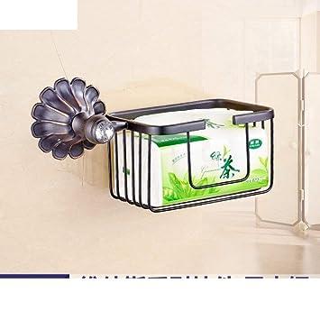 DACHUI Papier Handtuch Halter mit Einem Modele Antik/WC Papier Regal ...