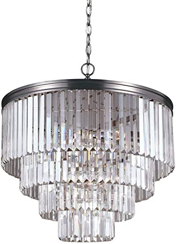 Sea Gull Lighting 3114006-965 Carondelet Six Light Chandelier