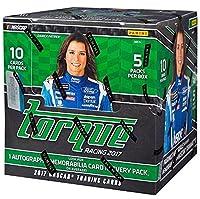 2017 Panini Torque NASCAR Racing HOBBY box (5 pk)