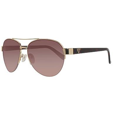 la mejor actitud c2c0c 04012 Guess Guf254, Gafas de Sol para Mujer