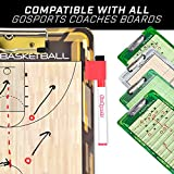 GoSports Coaches Board Dry Erase Markers 6 Pack