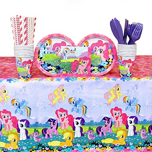 Cedar Crate Market My Little Pony Party Pack