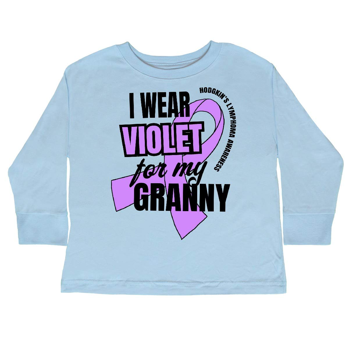 inktastic My Granny is The Best Toddler T-Shirt