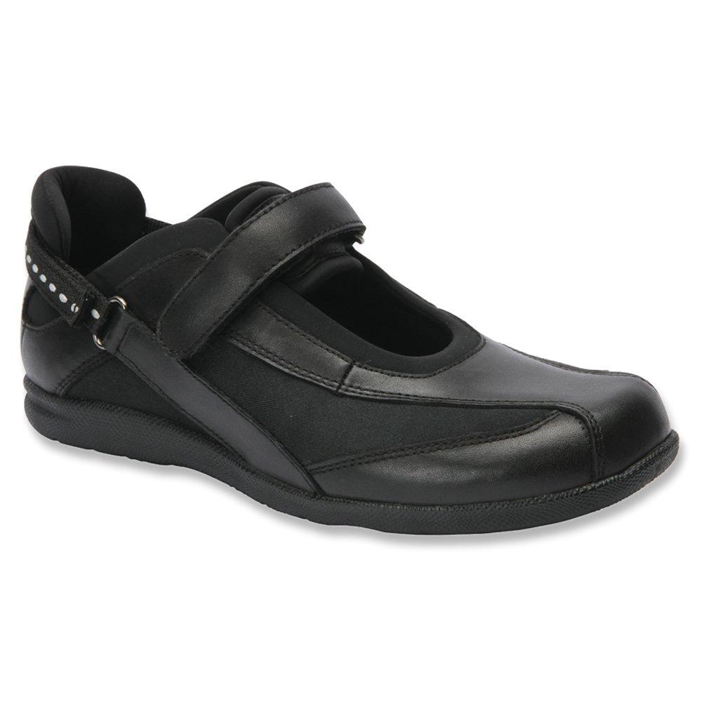 Drew Shoe Women's Joy B00TG2IH2G 9.5 B(M) US|Black/Stretch