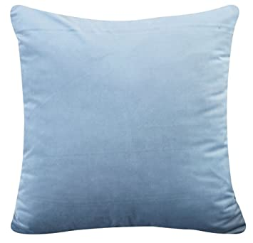 LivebyCare Cotton Linen Vivid Color Throw Pillow Cover Sham Case Cushion Covers Linen Cotton Pattern Zipper Pillowslip Pillowcase for Drawing Room Sofa Couch Chair Back Seat