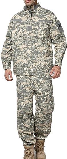 Acu Black USMC Digital Camo Police Military Combat Tactical RipStop BDU Pants