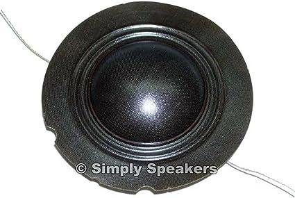 Electro Voice Factory Speaker Replacement Horn Diaphragm F01U247593 DH1K Live X