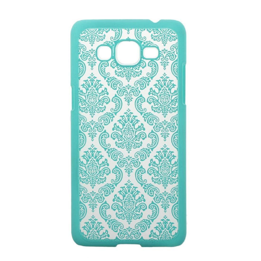 Willtoo(TM) Damask Hard Case Cover for Samsung Galaxy Grand Prime G530H G5308