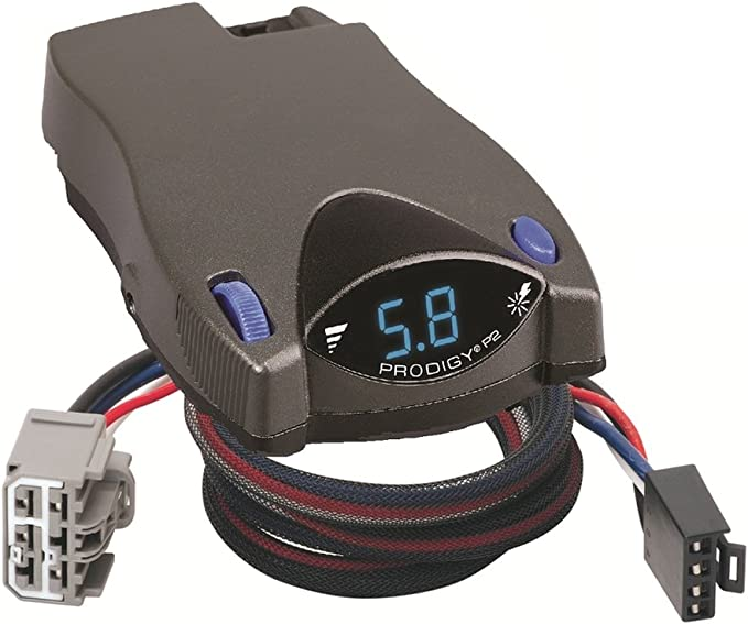 tekonsha prodigy p2 wiring diagram amazon com tekonsha p2 prodigy brake control wiring harness for  prodigy brake control wiring harness