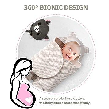 Amazon Com Newborn Baby Boys Girls Cute Receiving Blanket Baby