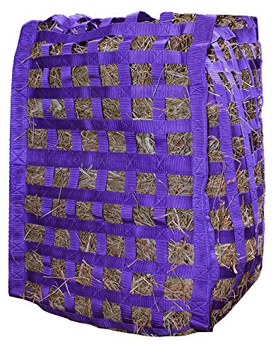 derby-originals-natural-grazer-slow-feed-hay-bag-patented-with-warranty-18-x-19-x-26-purple