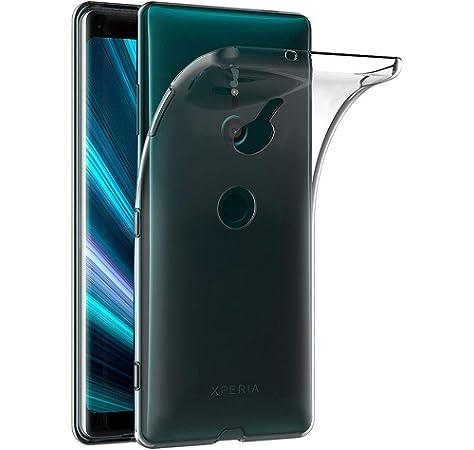 Smartphone Sony Xperia XZ3 Bundle, con Pantalla OLED de 6 Pulgadas (15,2 cm), Doble SIM, 64 GB de Memoria Interna, 4 GB de RAM, Android 9.0 y Tarjeta de Memoria de 64