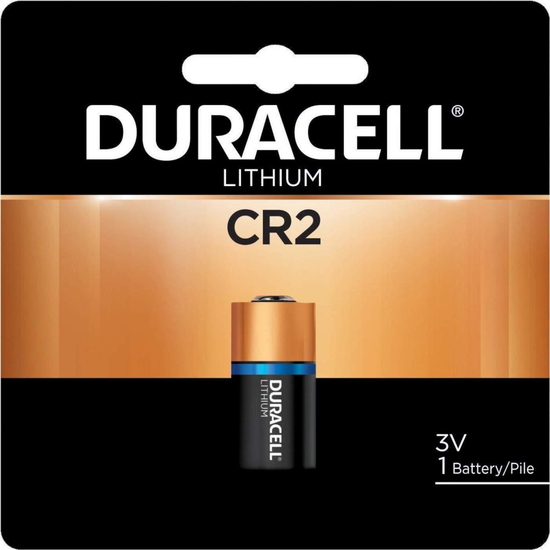 Pack of 50 Duracell Ultra DLCR2 3 Volt Lithium Battery - Bulk Pack - Bulk Pack