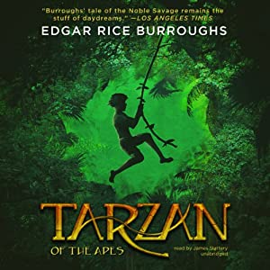 Tarzan of the Apes [Blackstone Edition] Audiobook