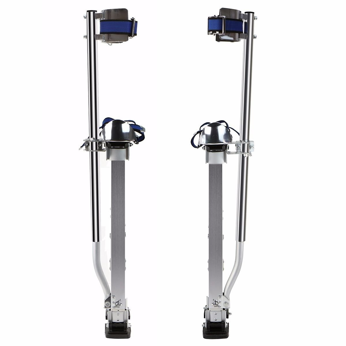 Eight24hours Drywall Stilts Aluminum 228 lbs 24-40'' lightweight Taping Painter Tool Non Slip