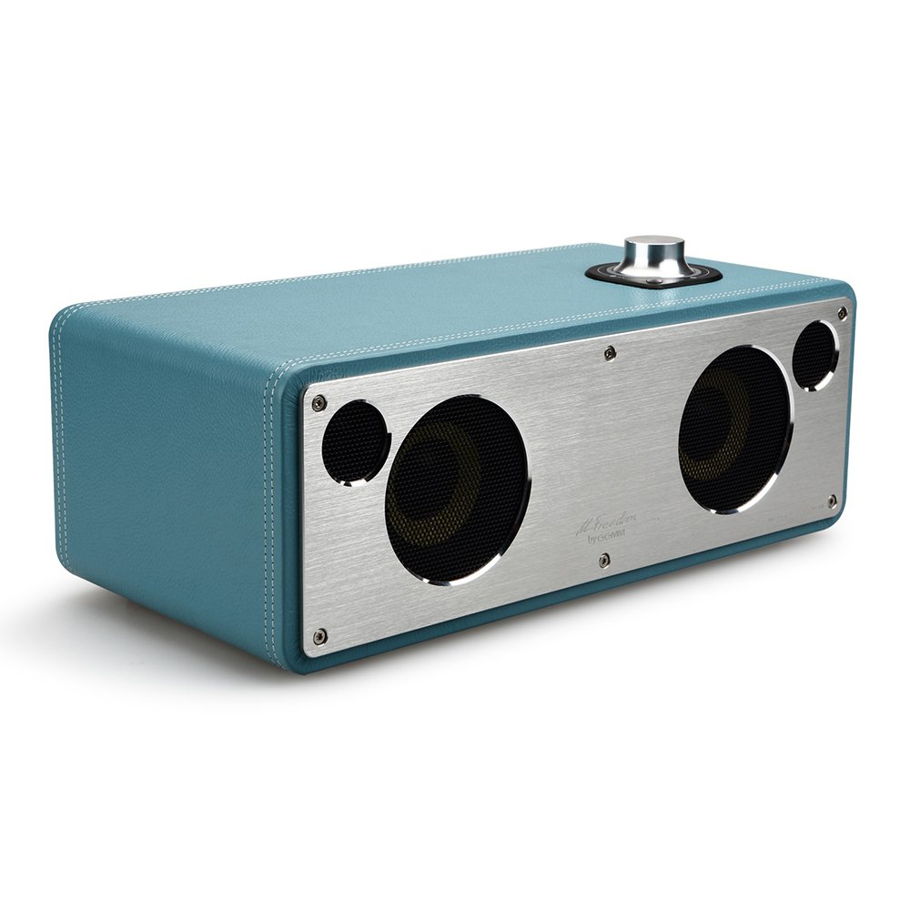 Wireless Hi-Fi Home Audio Speaker, GGMM® M-Freedom: Amazon.co.uk ...