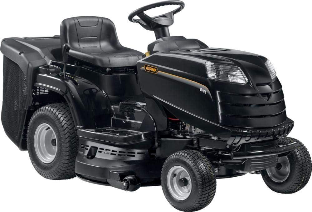 Alpina 2T2500204/A18 Tractor cortacésped, 6000 W, 98 cm Schnittbreite