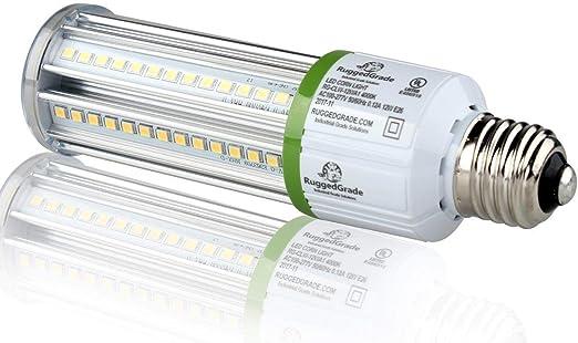 Replace 12 Watt LED Bulb Standard E26 base 1,380 Lumens 5000K Corn Bulb
