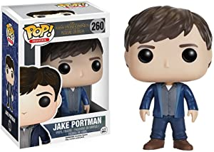 Funko POP Movies: Miss Peregrine's Home for Peculiar Children Action Figure, Jacob Portman