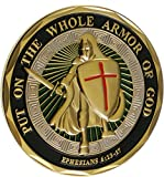 Eagle Crest NEW Armor of God Challenge Coin