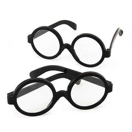 7ce722d3744 Amazon.com  Fun Express Wizard Glasses (8)  Toys   Games