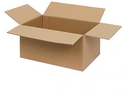 200 Kartons Faltkarton Pappkarton 400 x 300 x150 mm Versandkartons Verpackung