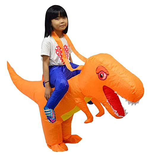 ZDNALS Disfraz de Cosplay de Halloween Niños Ropa de Dinosaurio ...