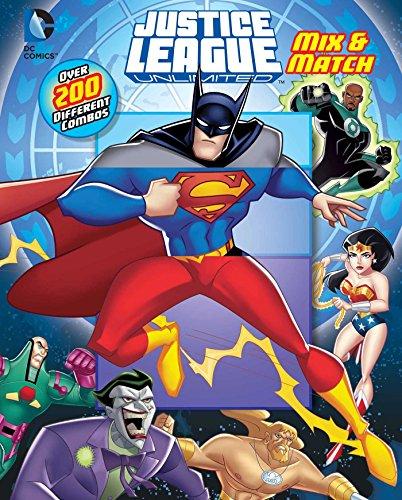 DC Justice League: Mix & Match