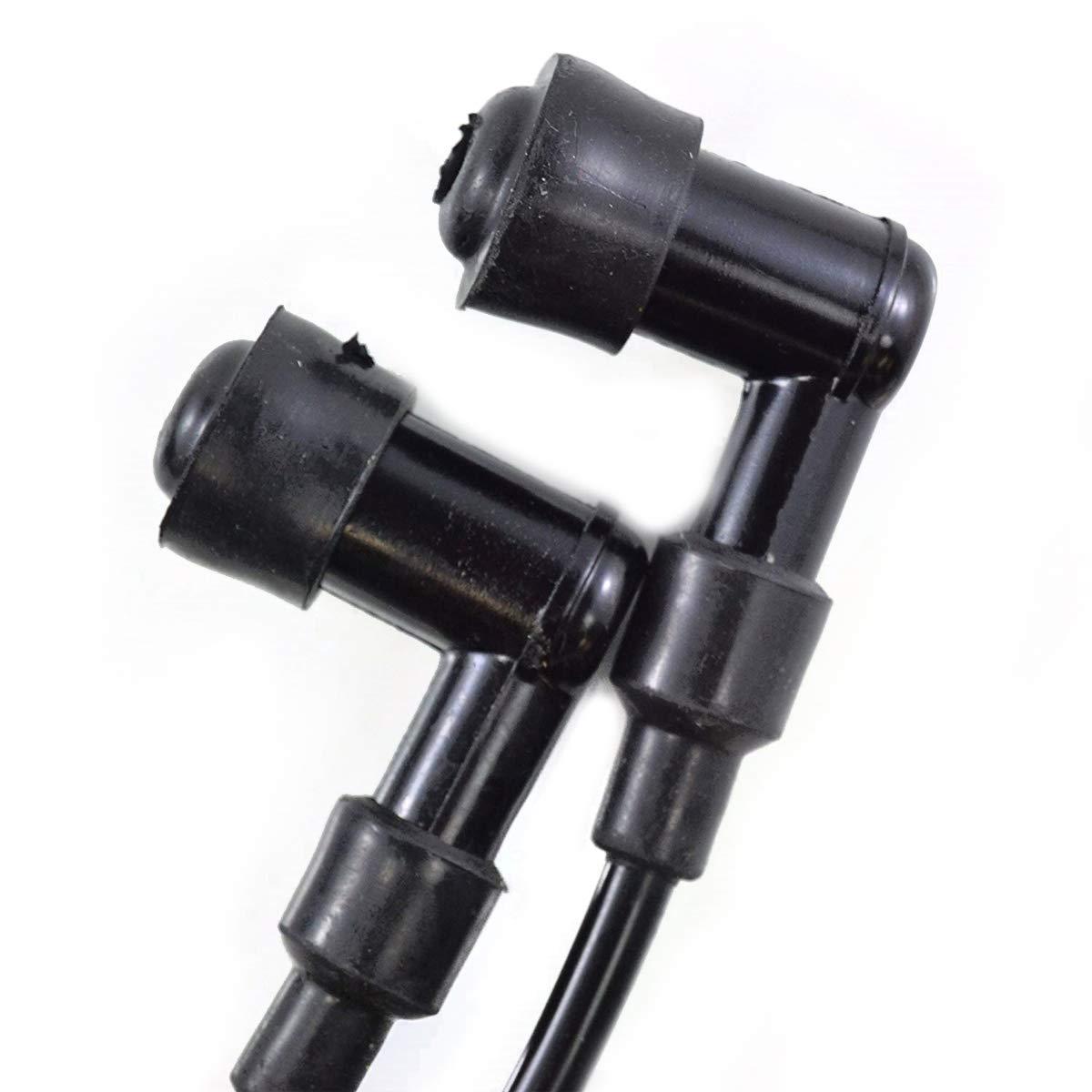 Triumilynn External Ignition Coil Fits for Yamaha Banshee 350 YFZ350 1987-2006 Replace Part NO 2GU-82310-50-00 2GU-82310-51-00 3LC-82310-00-00 3XC-82310-01-00 3LC-82310-01-00 HAOCHENGQIPEI