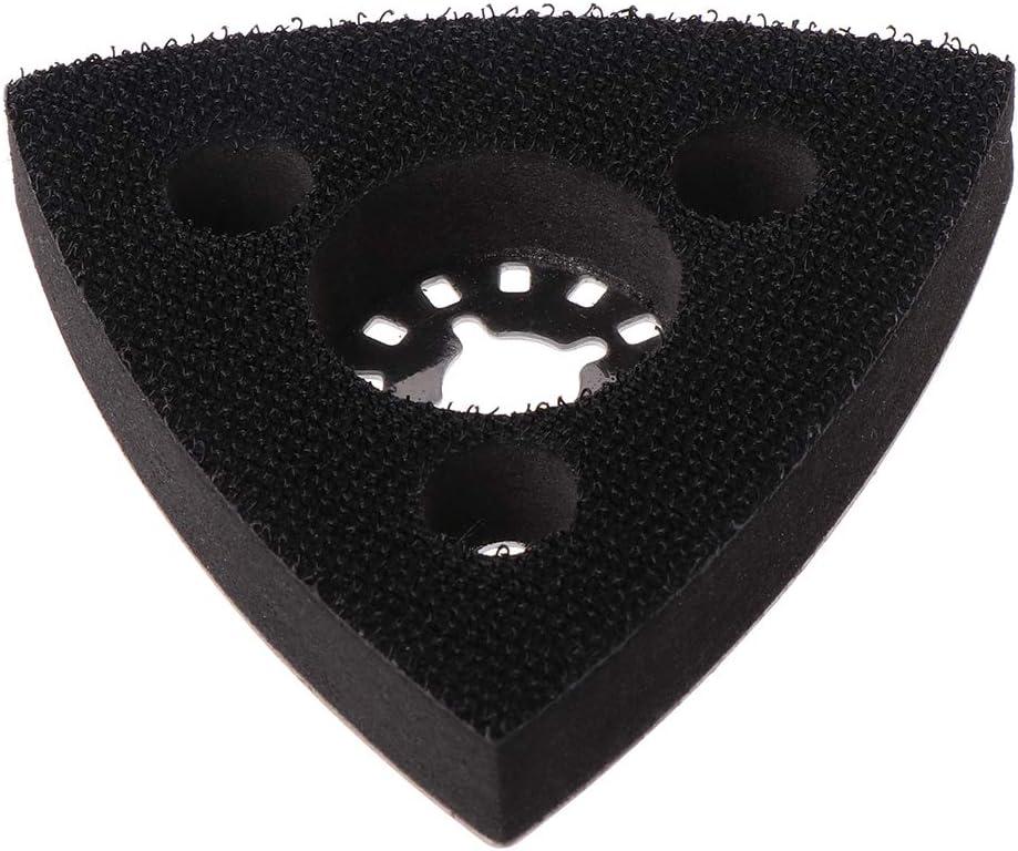 Sanding Pads Triangular Polishing Sanding Pad Abrasive Tools Oscillating Multi Tool for Multimaster