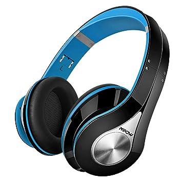 1470cccd6b0 Mpow 059 Bluetooth Headphones, Over-Ear Wireless Headphone, Soft  Memory-Protein Earmuffs