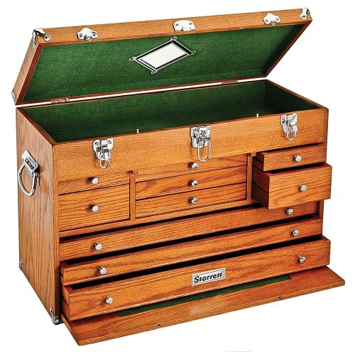 toolbox wooden - 5