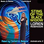 Sting of the Black Widow: Checkmate Series, Book 2   Loren Robinson