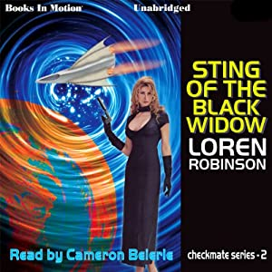 Sting of the Black Widow Audiobook