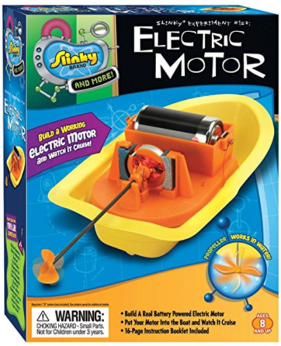 Science and Activity Kits Electric Motor
