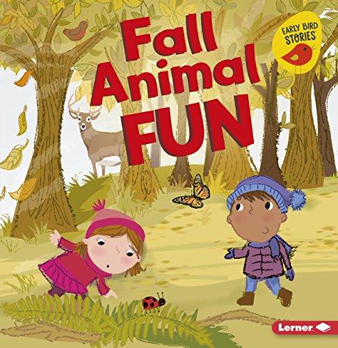 Fall Animal Fun (Fall Fun: Early Bird Stories)