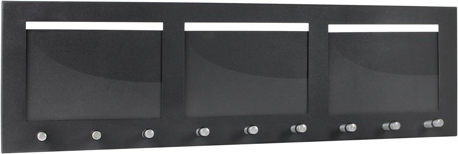HMF 10855-02 Tabla para Colgar Llaves con 3 portafotos, Caja de ...