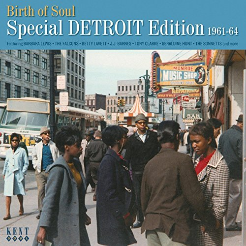 VA - Birth Of Soul Special Detroit Edition 1961 - 64 - CD - FLAC - 2017 - NBFLAC Download
