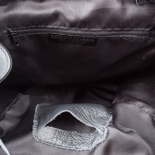 dos ARTEGIANI clair main à Sac femme Noir porté FIRENZE pour Noir Clair au R6wFHqnf