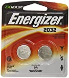 Energizer Watch/Electronic Batteries, 3 Volts, 2032, Super Savings Pkg 20 batteries Total (Lithium Button Cell)