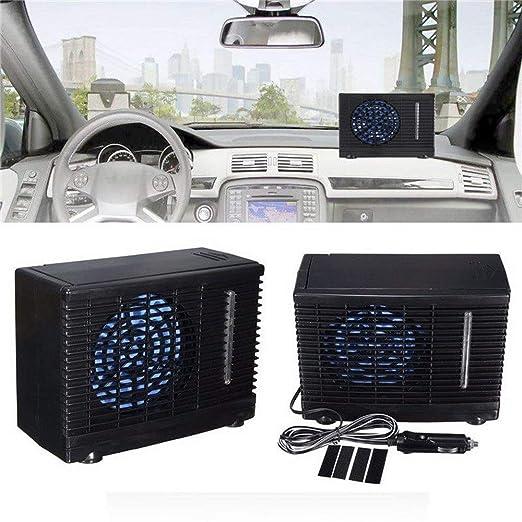 Ventilador de aire acondicionado portátil para coche, refrigerador ...