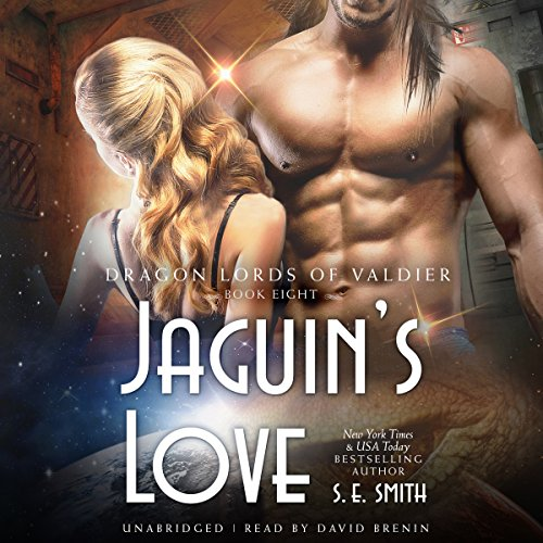 Jaguin's Love: The Dragon Lords of Valdier, Book 8 Audiobook [Free Download by Trial] thumbnail
