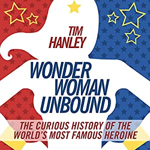 Wonder Woman Unbound Hörbuch