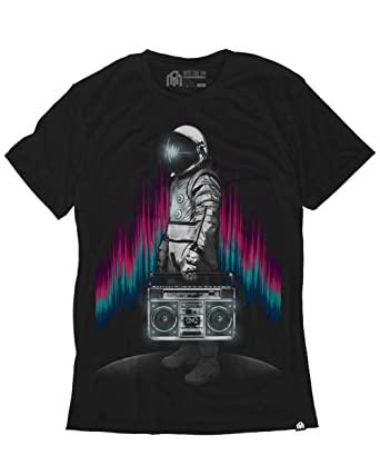 2e784a1b INTO THE AM AstroBlaster Men's Graphic Tee Shirt (Small). Roll over image to  ...