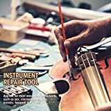 VGEBY Woodwind Instrument Repair Tool, Steel Spring